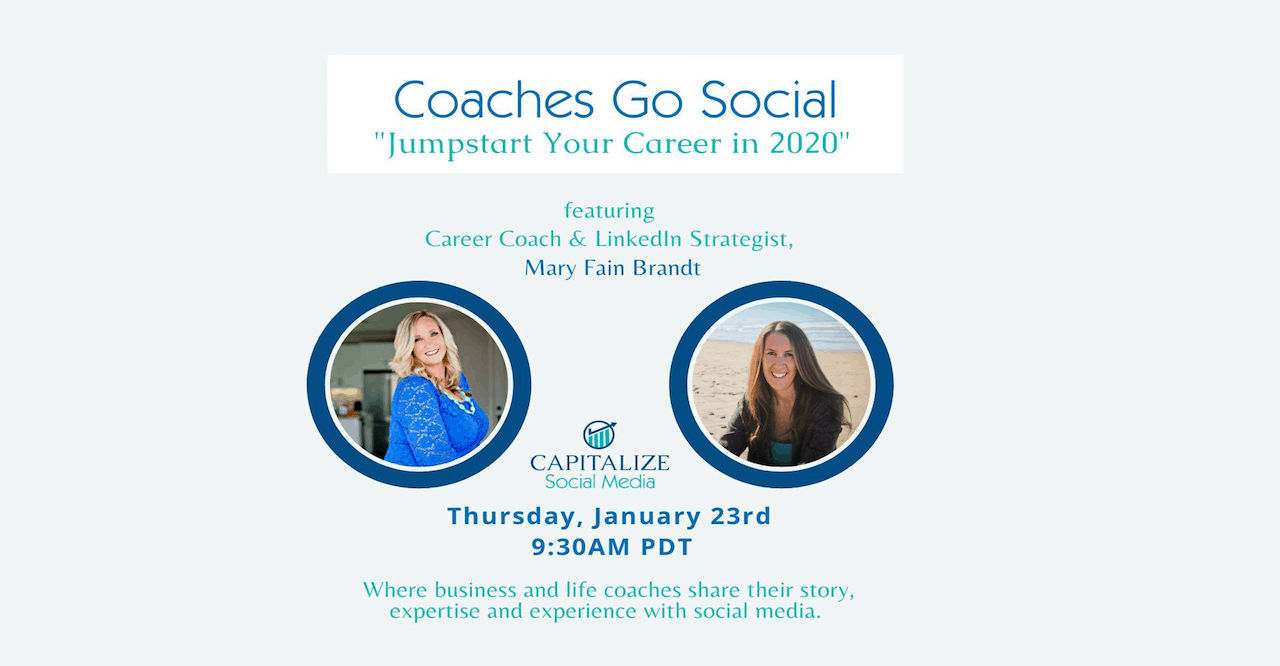 Coaches Go Social Mary Fain Brandt