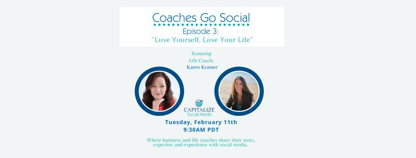 Coaches Go Social Dr Karen Kramer