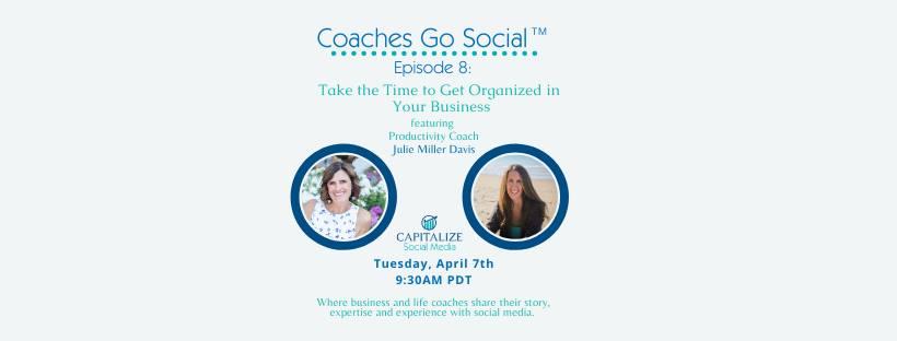 Coaches Go Social Julie Miller Davis