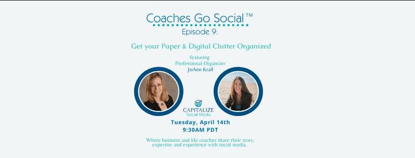 Coaches Go Social Joann Krall