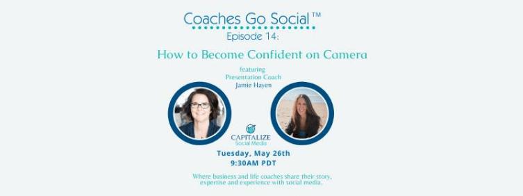 Coaches Go Social Jamie Hayen